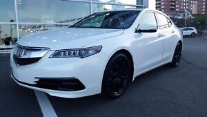 Acura TLX SH-AWD Tech Package 2015