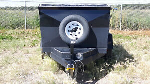 Trailer Rental and Garbage Removal