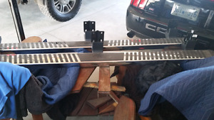 Ford f-250 factory super duty steps
