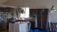 Experienced Painting / Drywall Repair, NDS Painting