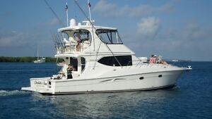 2005 Silverton 48C sportfish