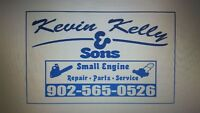 Snowblower, generators and other small engine repair