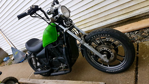 85 Honda shadow  for sale or trade
