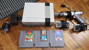 Nes system and games