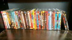 DVD Collection  $30