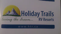 FULL HOLIDAY TRAILS RV RESORTS MEMBERSHIP
