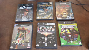 Selling gamecube video games