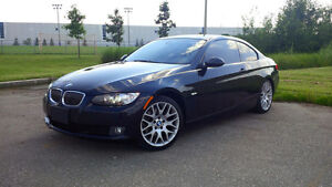 2009 BMW 3 Series 328i Coupe, Sport Package, 6 Speed Manual