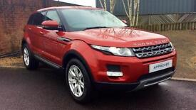 2012 Land Rover Range Rover Evoque 2.2 SD4 Pure 5dr (Tech Pack) Manual Diesel 4x