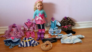 My Life As doll and clothes