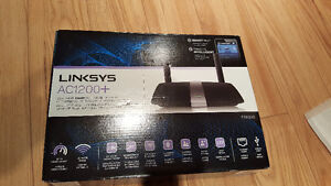 Linksys AC1200+ Dual Band Router