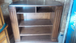 TV Stand and Display Cabinets