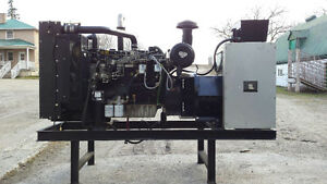 Used 135 kw 120/240 Volt Perkins Genset