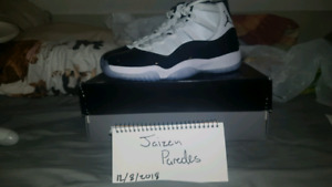 Jordan 11 Concord Size 13 Looking for size swap
