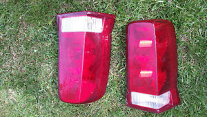 escalade tail lights