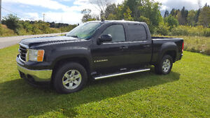 GMC Sierra SLT Loaded 4X4 To trade for tractor.