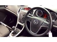 2012 Vauxhall Astra 1.6i 16V SRi 5dr Manual Petrol Hatchback