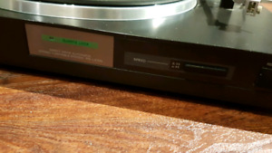 Vintage Sony PS-LX310 record player. Direct drive!