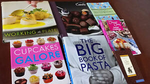 7 Cookbooks