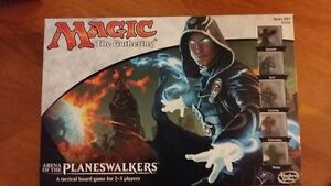 Magic the Gathering Board Game Arena of the Planewalkers