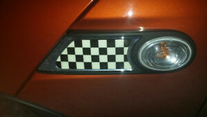 2012 Min Cooper - Body accent for side signal Light