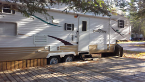 2006 conquest fifth wheel