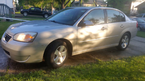 2006 Chevy Malibu Lt Nice clean reliable Car Only 1900$