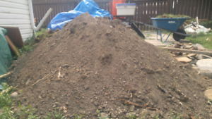 Topsoil for sale for gardening