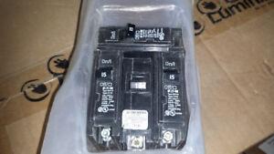 Siemens/ Eaton circuit breakers