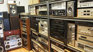 CLASSIC STEREO STORE-NEW & OLD- IN WINDSOR ! Windsor Region Ontario image 5