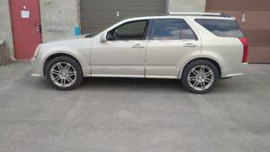 2008 Cadillac SRX AWD V6
