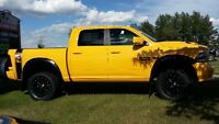 2016 RAM 1500 SPORT THE RUMBLE BEE IS BACK ONLY BETTER! 16R17223 Edmonton Edmonton Area Preview