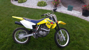 2008 Suzuki DR-Z125L in good condition  $2000 or Best offer.