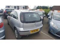 2005 Vauxhall Corsa Hatch 3Dr 1.2 16V 80 SXi + Petrol silver Manual