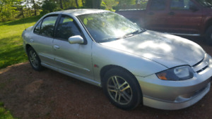 2003 Chevrolet Cavilier For SALE