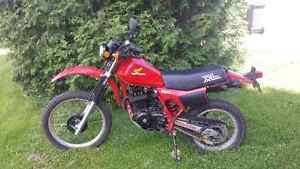 Honda XL500R