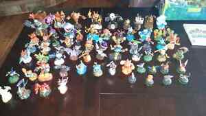 Huge skylanders collection 67 figures in total.