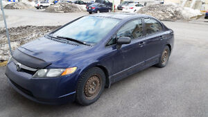 2007 Honda Civic DXG 2 995.00$