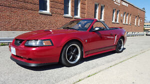 2001 Ford Mustang V6 Convertible - $4950 Certified