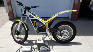 EM 5.7 Electric Motion Trials Motorcycle