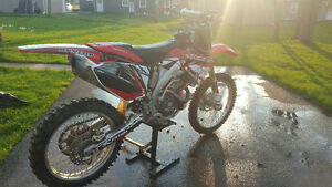 CRF450R for sale or trade for 250
