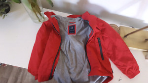 Baby Gap Red Jacket Boys Sz 5