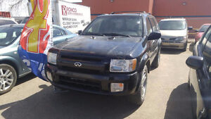 2001 Nissan Infinity QX4 SUNROOF LEATHER LOADED