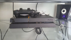 Ps4 - Controller - All Cords - Gaming Monitor (Not included) Peterborough Peterborough Area image 2