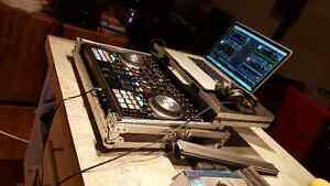 Traktor Controller with traveling case