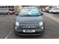 2011 FIAT 500 1.2 Lounge Start Stop From GBP5,995 + Retail Package