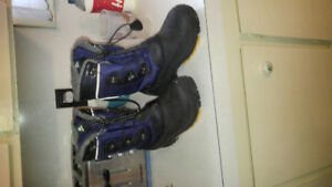Boys kamiks winter boots size 6