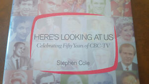 Here's Looking At Us, Celebrating 50 Years of CBC-TV Kitchener / Waterloo Kitchener Area image 2