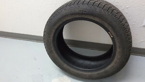 FOUR Used Winter Tire: Michelin 205/55 R 16 - $500 (BURNABY)