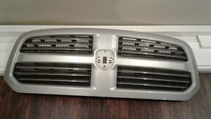 2013 to 2016 dodge 1500 grill with emblem
